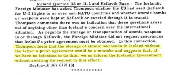 The American Considered Hiding Their Nukes In Iceland Without Telling Her_Image 2