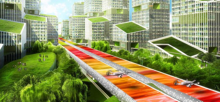The Highway of Future Will Have Fewer Lanes, But Will Include Space For Drones_Image 0