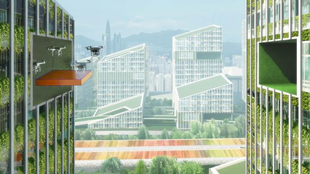 The Highway of Future Will Have Fewer Lanes, But Will Include Space For Drones_Image 8