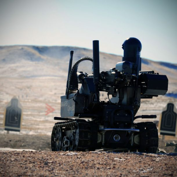 The US Marines Are Testing A Robot Equipped with a Machine Gun_Image 3