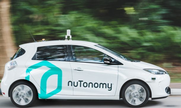 The World's First Fleet Of Self-Driving Taxis Hits The Roads In Singapore_Image 1