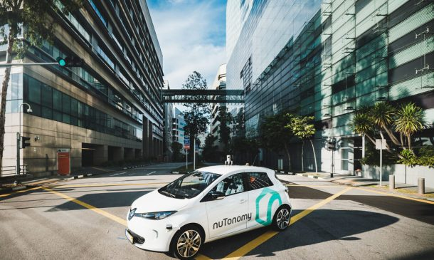 The World's First Fleet Of Self-Driving Taxis Hits The Roads In Singapore_Image 2