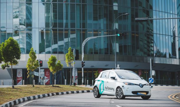 The World's First Fleet Of Self-Driving Taxis Hits The Roads In Singapore_Image 3