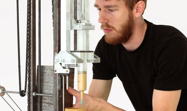 The World's First Analog 3D printer Uses Weights And Gravity To Produce Beautiful Objects_Image 3