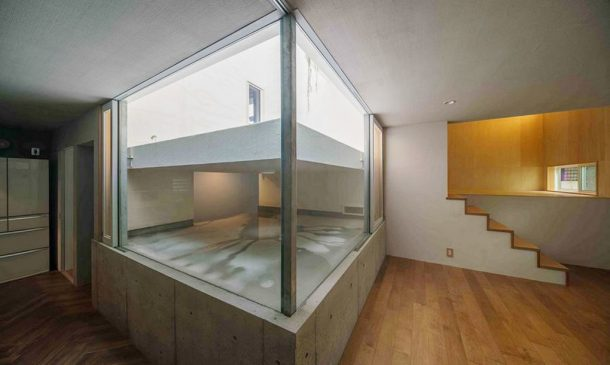 This Japanese Family Home Design Allows The Rain Inside_Image 4