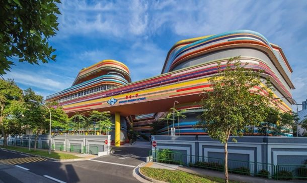 This Joyful Design Of This Crazy Singapore School Rainbow Is A Rainbow Of Colours_Image 4