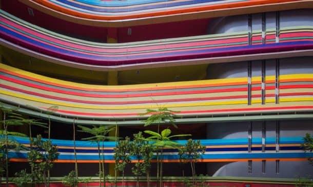 This Joyful Design Of This Crazy Singapore School Rainbow Is A Rainbow Of Colours_Image 8