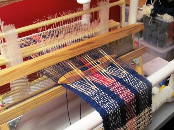 This Man Used A Raspberry Pi to Automate A Hand-Powered Loom-image 1