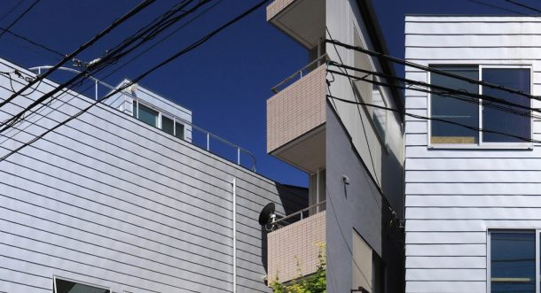 This Super Skinny 4-Meter-Wide House Is Squeezed Between Two Buildings In Tokyo_Image 8
