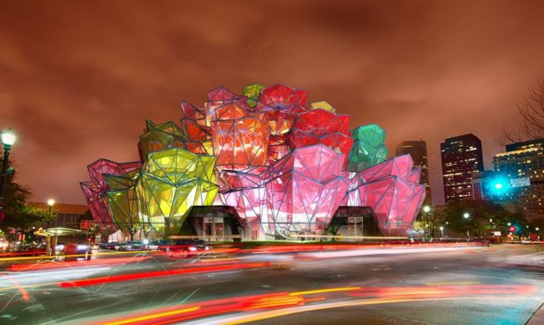 Vasily Klyukin Creates Rose Pavilion To Celebrate Architecture_Image 1