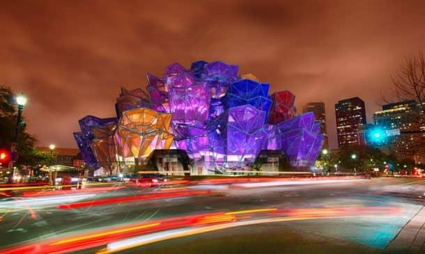 Vasily Klyukin Creates Rose Pavilion To Celebrate Architecture_Image 2