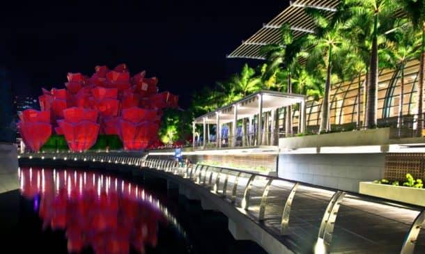 Vasily Klyukin Creates Rose Pavilion To Celebrate Architecture_Image 3