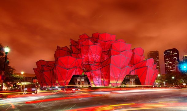 Vasily Klyukin Creates Rose Pavilion To Celebrate Architecture_Image 4