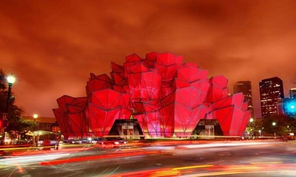 Vasily Klyukin Creates Rose Pavilion To Celebrate Architecture_Image 4