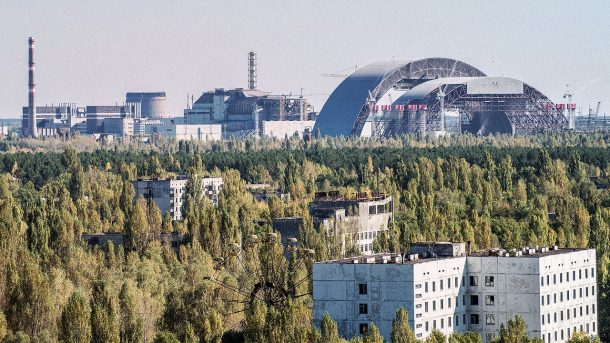 World's Largest Solar Farm To Be Built On The Chernobyl Radioactive Wasteland_Image 0