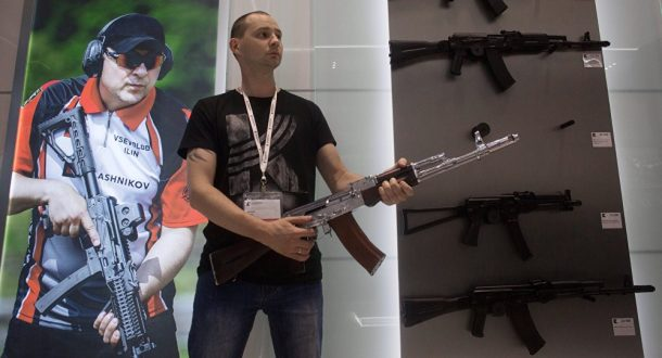You Can Now Purchase Your AK-47 At The Moscow Airport_Image 0