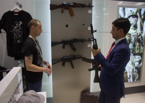 You Can Now Purchase Your AK-47 At The Moscow Airport_Image 1