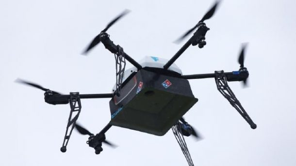 Your Next Order From The Domino's Pizza May Be Delivered By A Drone_Image 3