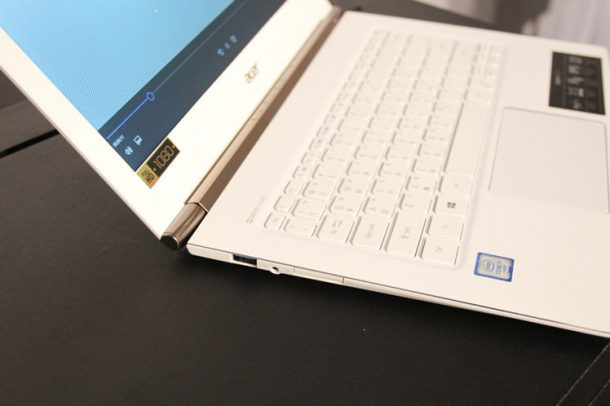 Acer Aspire S13 Beautiful Laptops In The World