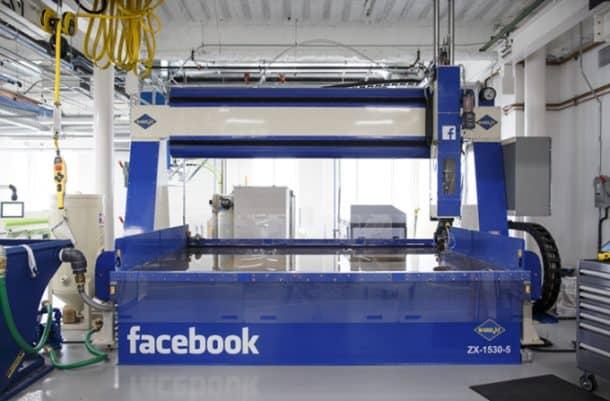 Place where FB will build 360 cameras. Credits: techcrunch.com