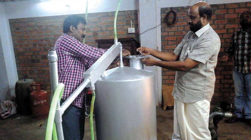 Plastic To Petrol Kerela