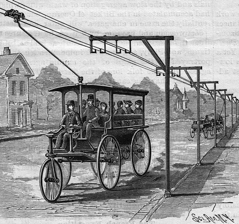 This Ingenious Electric Propulsion Car From 19th Century Was Way Ahead Of Its Time