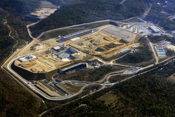 The ITER site. Credits: thinglink.com