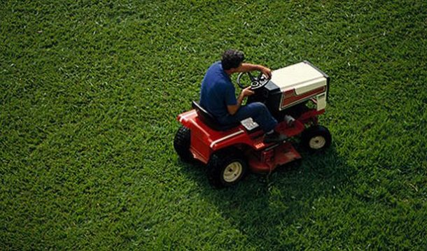 Screwfix.com has also suffered from an online pricing error, selling ride-on mowers for less than £40. Credits: Getty Images