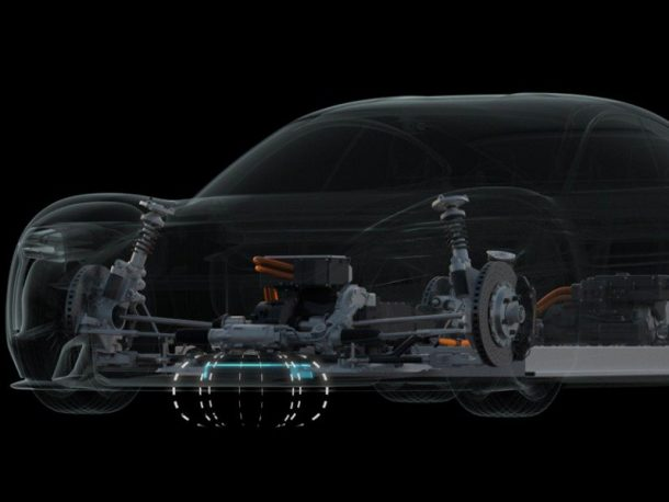 Inductive Charging. Credits: Porsche