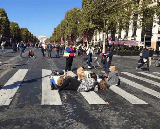 Pic Credits: Paris City Hall