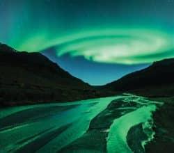 Northern Lights. Credits: DARPA