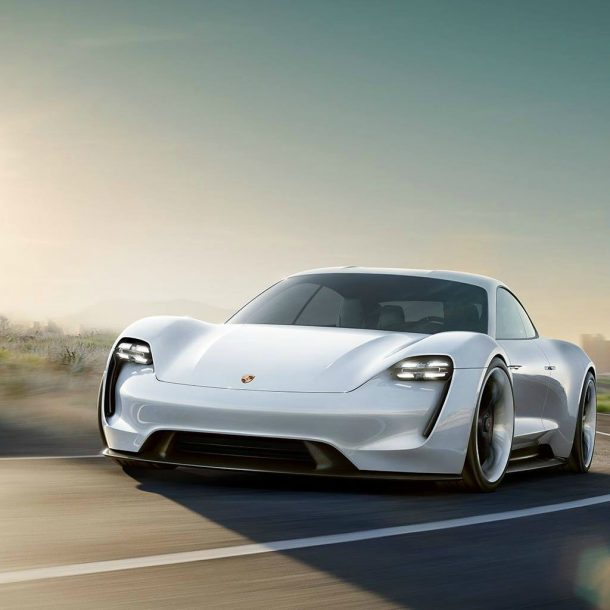600 hp. Credits: Porsche