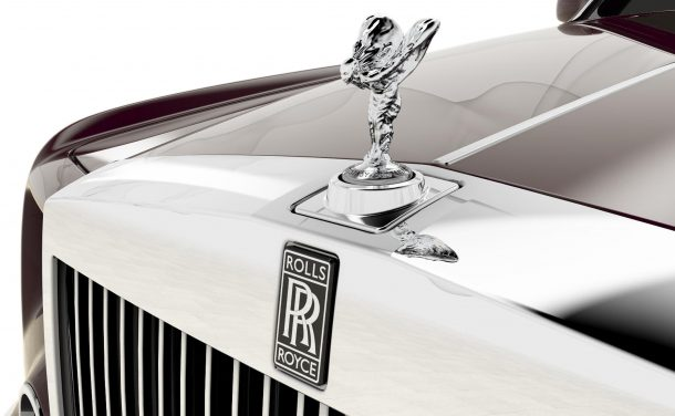 Pic credits: cartype Spirit of Ecstasy Centenary Collection