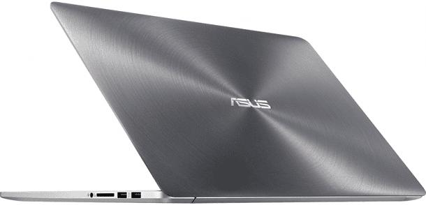 The Asus ZenBook's