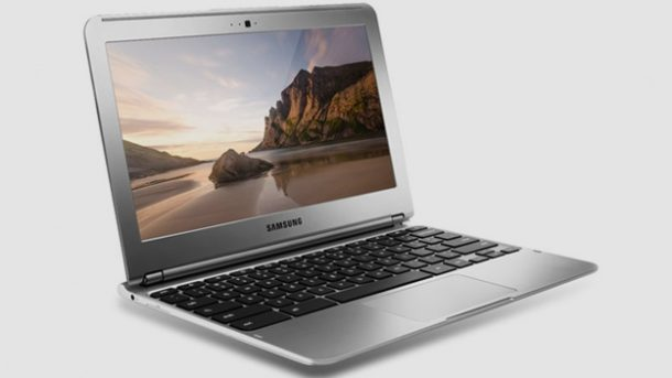 Samsung ARM Series 3 Chromebook Beautiful Laptops In The World