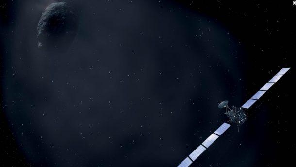 Rosetta/ Pic Credits: cnn