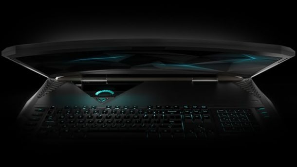 Acer Unveils The World's First Curved Laptop With Eye-Tracking Tech_Image 0