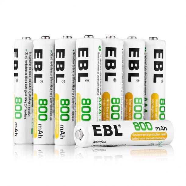 EBL AAA Battery