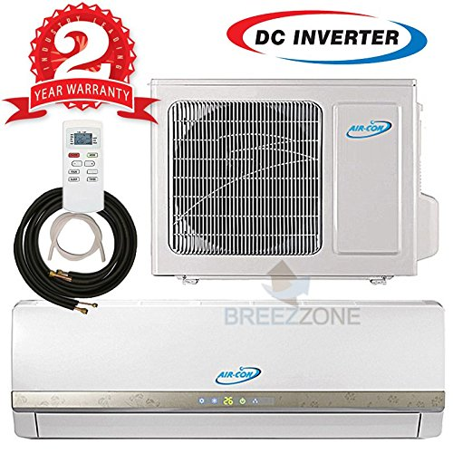 10 Best Ductless Air Conditioners