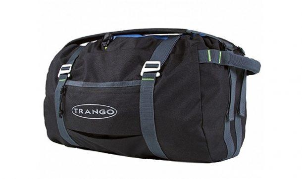 Black Stealth Rappelling Bag