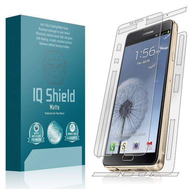 IQShield Samsung Galaxy A9 Pro Screen Protector