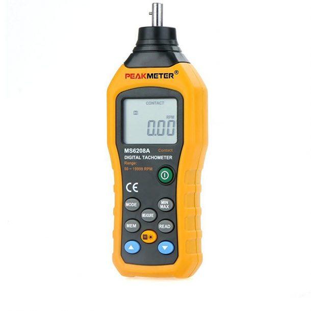 Peakmeter Tachometer
