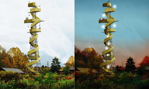 Sweden Will Turn 2 Power Towers Into Picnic Platforms In The Sky_Image 6