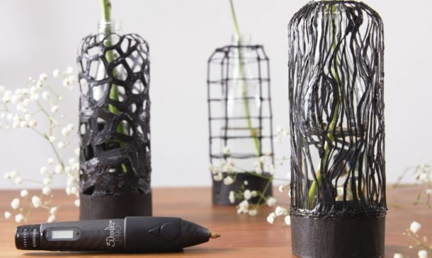 The New 3Doodler Pro Pen Can Draw Wood, Copper, and Bronze Sculptures_Image 3