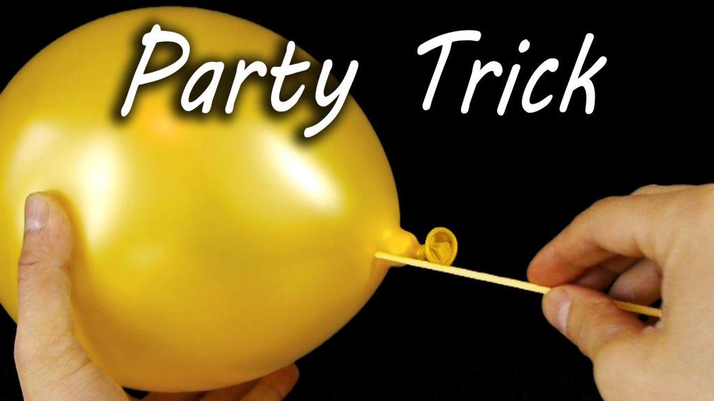 balloon-trick