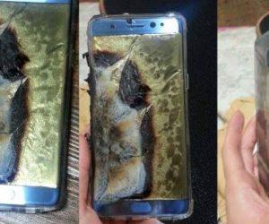exploding samsung phones