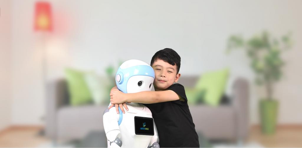 ipal-nanny-robot