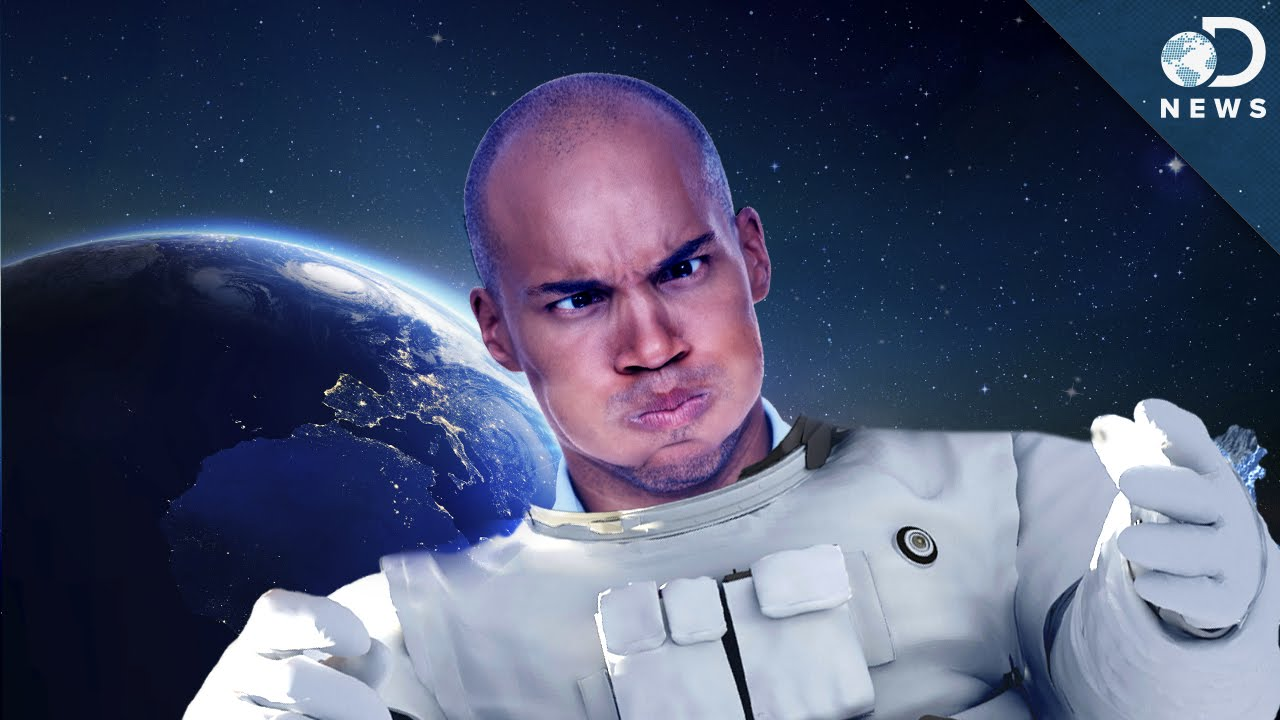 no space suit