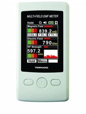Tenmars EMF Meters