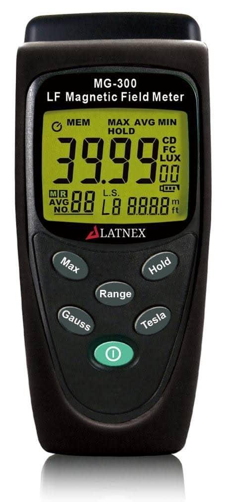 Latnex EMF Meters